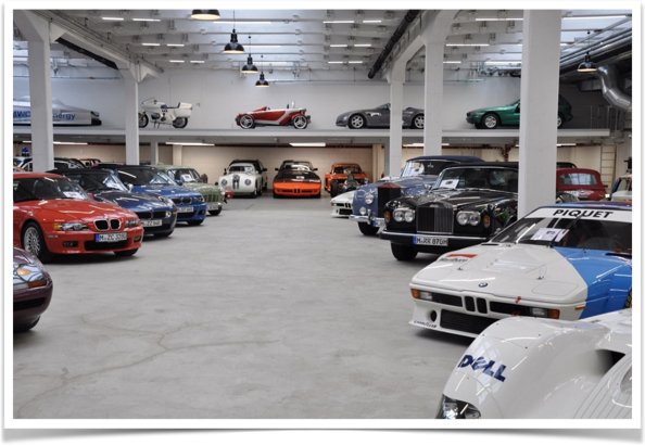 BMW - Attracciones Munich - BMW Classic - BMW Classic - Internal View 1