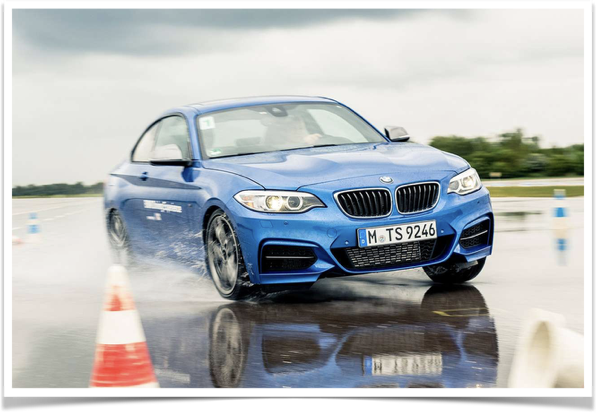 BMW Driving Academy Training Areas 1