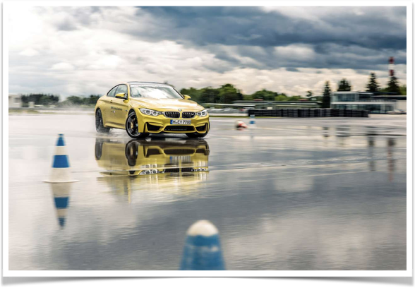 BMW Driving Academy Training Areas 2