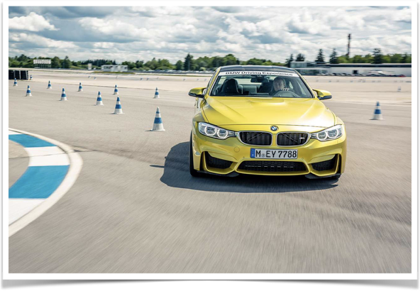 BMW Driving Academy Training Areas 3