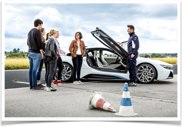 BMW Driving Academy Training Areas 5