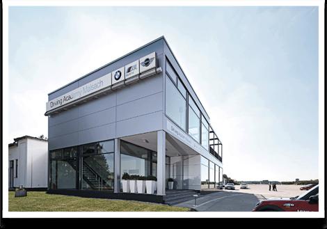 BMW Driving Academy Maisach Airport