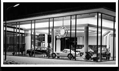 BMW Lenbachplatz 1956
