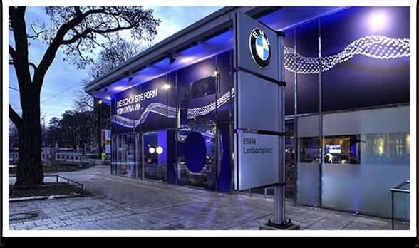 BMW Lenbachplatz 2003