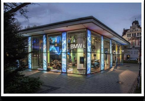 BMW Lenbachplatz Hoy