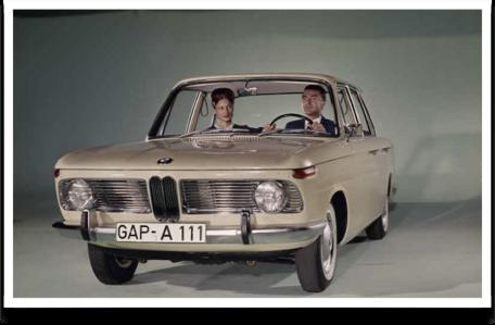 BMW NK 1500 - New Class