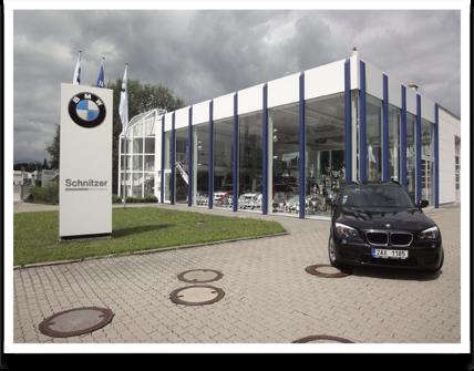 BMW Schnitzer Motorsport Freilassing