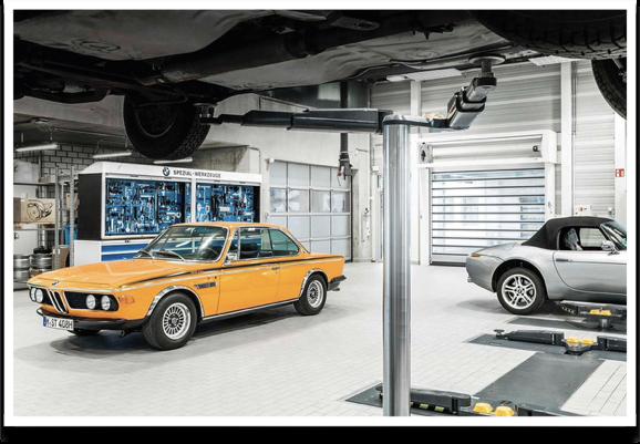 BMW - Attracciones Munich - BMW Classic - BMW Classic - Internal View 3